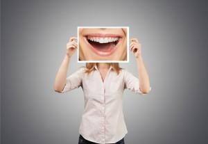 Dentist smile joy laughter laugh concept photo