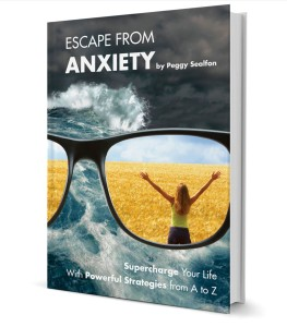 escape from anxiety book cover
