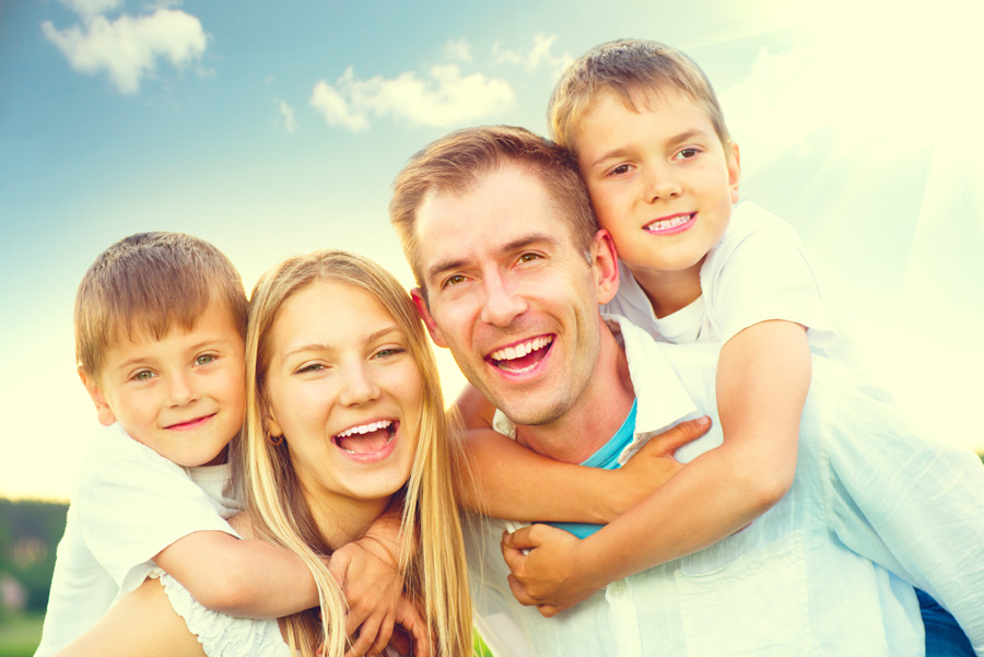 Family Activities Help During Transitions