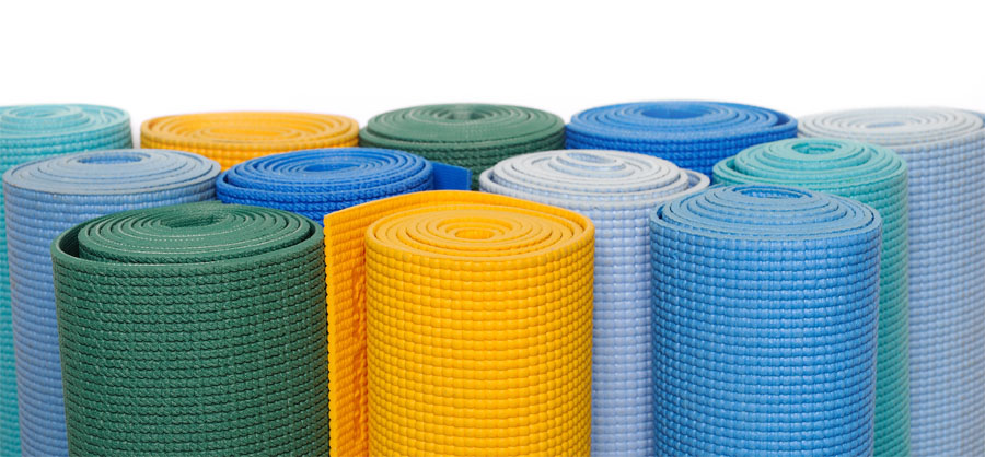What Type of Yoga Mat is for You?