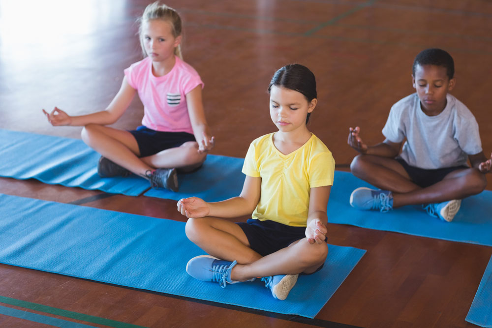 Wellness Classes Help Your Child with Confidence