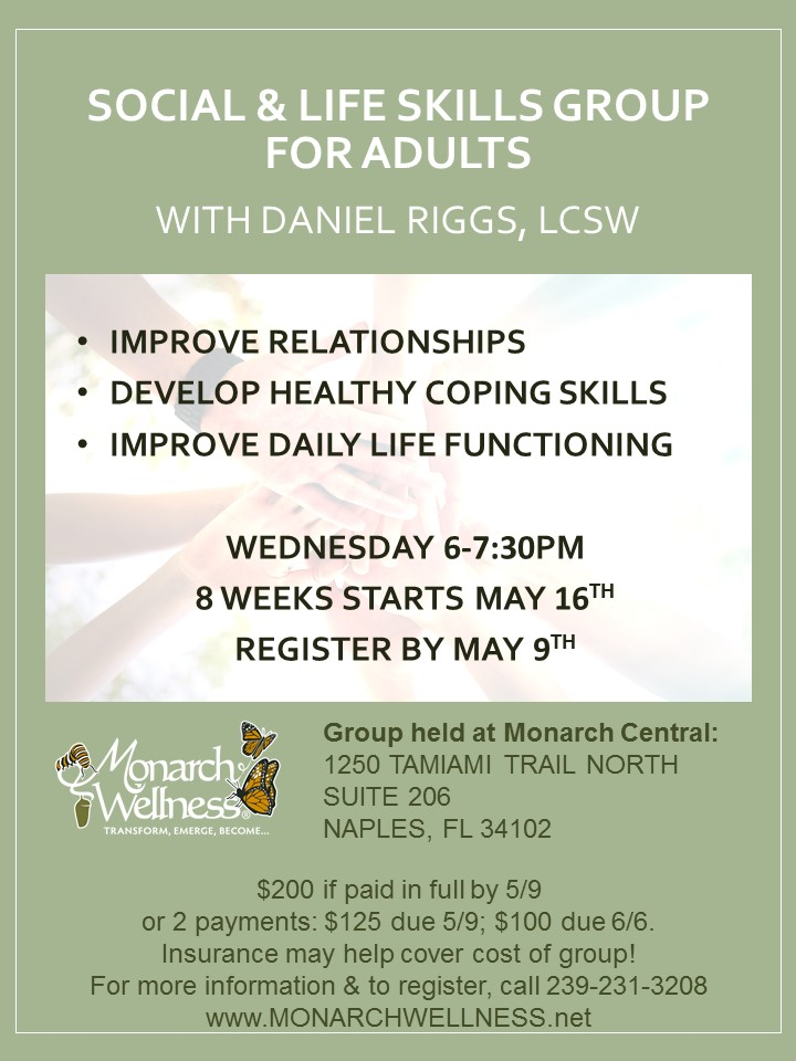 SOCIAL & LIFE SKILLS GROUP FOR ADULTS (2)